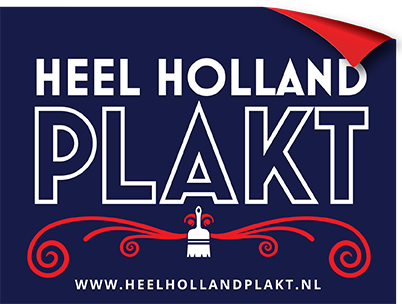 Heel Holland Plakt