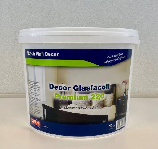 Glasfacoll Premium 220 -10 kg – foto emmer